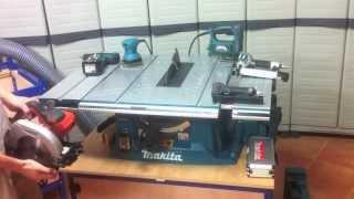 Máquinas para carpinteria