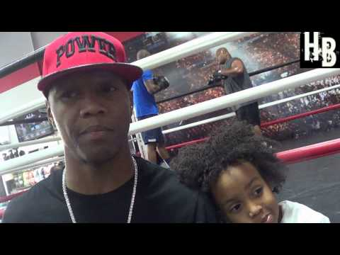 Zab Judah says Paulie's lack of power makes for a great welterweight return; eyes Garcia rematch