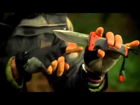 Gerber Bear Grylls Ultimate Fixed Knife (Fine blade)