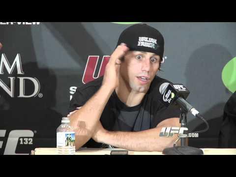 UFC 132 Post-fight Press Conference Highlight: Cruz vs Faber
