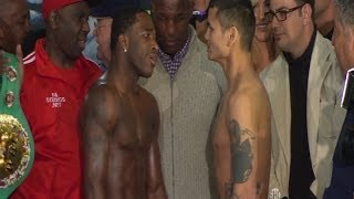 Adrien Broner Vs. Marcos Maidana Full Weigh In Video (HD