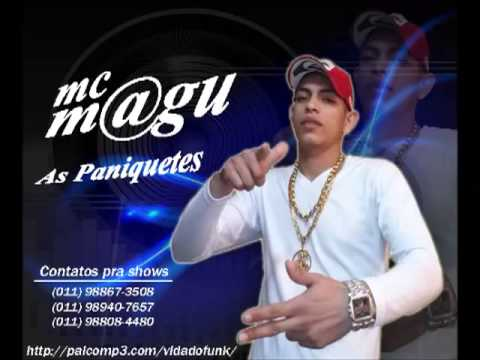 Mc M@gu As Paniquetes (Dj irailton-Studio100%funk)