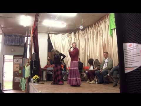 """Фестиваль """"Тавале"""", представление тренеров 84 блока (08.05.2015)"""