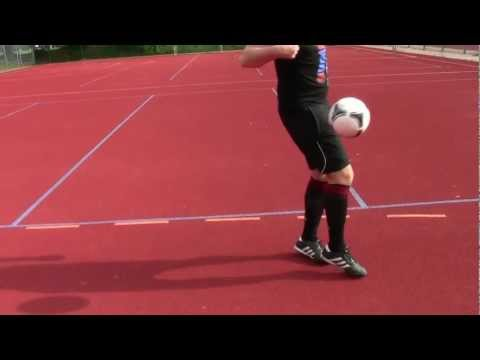 RONALDINHO skills for BEGINNERS | extratraining FOOTBALL tricks TUTORIAL