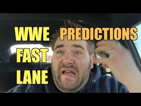 Grim's WWE FASTLANE 2015 Predictions! Full Match Card Analysis and Thoughts