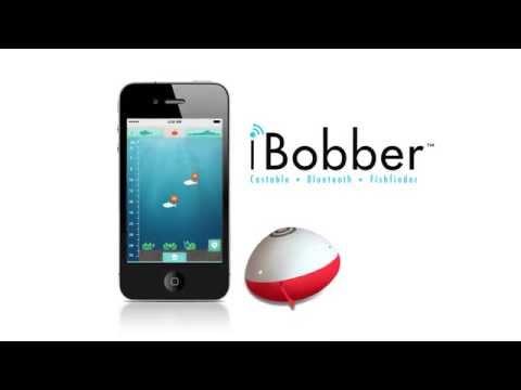 Ibobber setup how to use an ibobber for Best castable fish finder