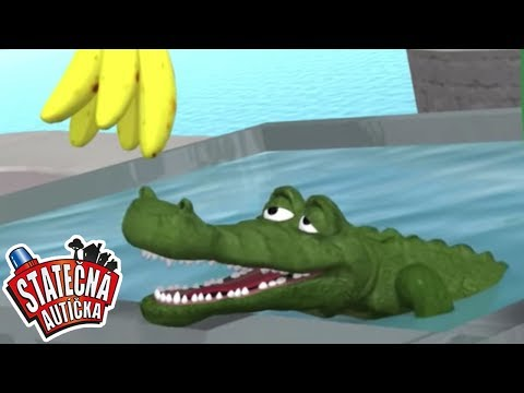 Stato�n� aut��ka - Hladn� krokod�l