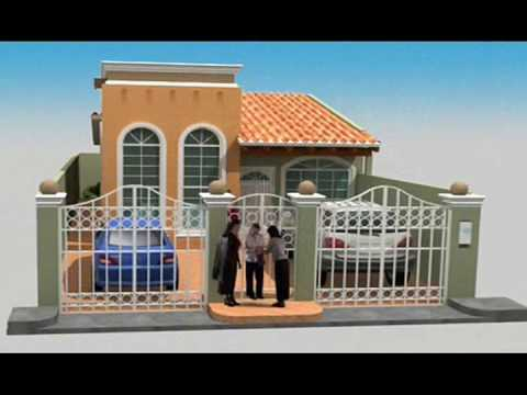 Planos de casas modelo sanjuan 128 arquimex planos de for Casas modernas imagenes y planos