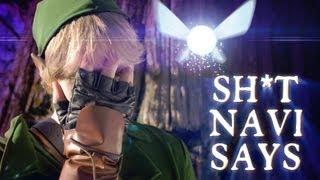 Shit Navi Says Legend Of Zelda