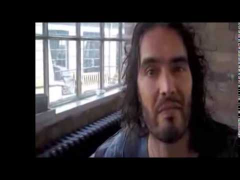 Russell Brand - Talks About HALAL