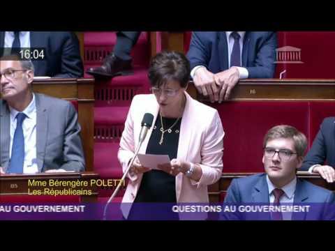 Mme Bérengère Poletti - Transition énergétique