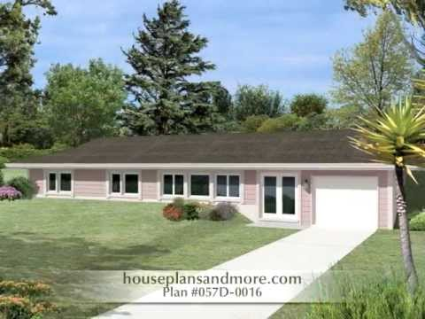 Efficient berm homes video house plans and more youtube for Berm home