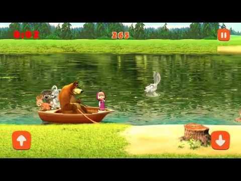 Masha và Gấu - Trò chơi dành cho trẻ em
