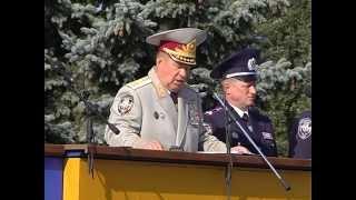 Присяга працівника поліції в ХНУВС