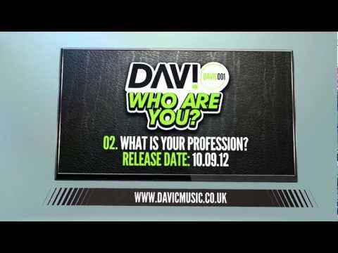 DAVIC001 - Davi C - What Is Your Profession