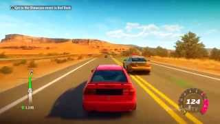 Forza Horizon Gameplay Walkthrough Part 2 (Single Player