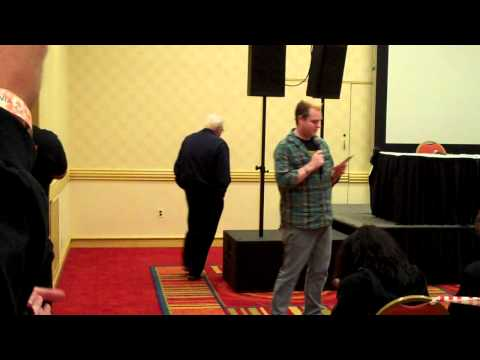 Halloween Reunion QA Introduction - Monster Mania 2011
