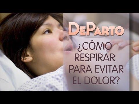 De Parto. ¿Cómo respirar en el Parto para controlar el dolor?