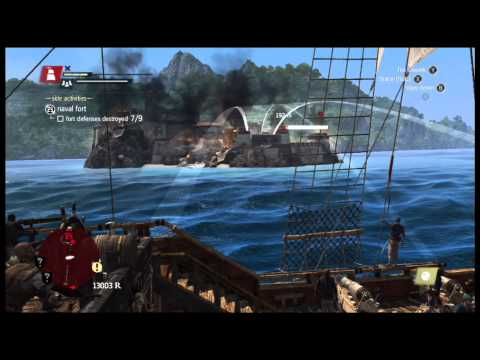 Assassin 39 s creed ac 4 black flag high level fort port - Saloni serie indienne ...