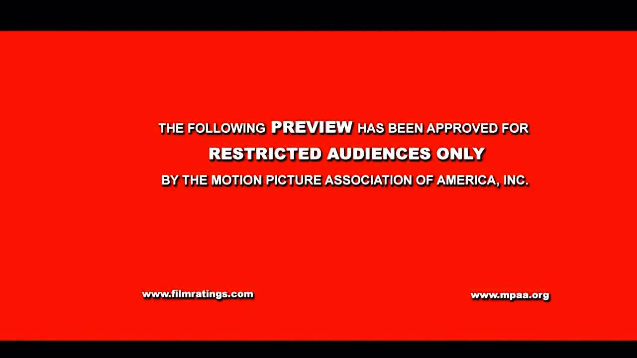 The following preview has been approved for restricted audiences only
