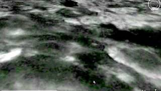 Mars Through Google Earth The Evidence Real Satellite