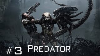 Aliens Vs Predator Walkthrough Predator Part 3