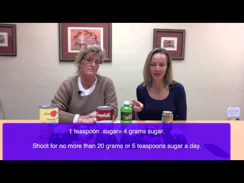Healthy Sugar Intake