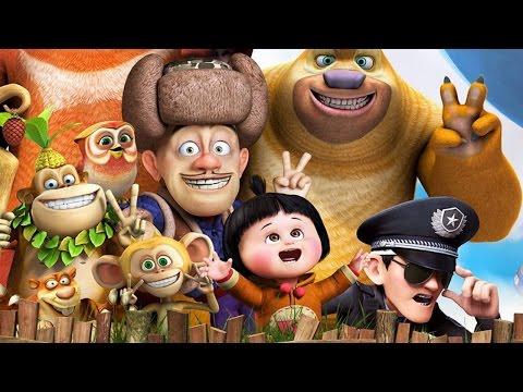 Phim hoạt hình -  Hai anh em gấu béo full thuyết minh Phim dành cho thiếu nhi