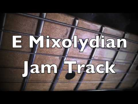 JamTracksMania / Quist  - E Mixolydian Mode Groove Backing Track