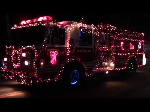 Mooers Parade of Lights  12-12-20