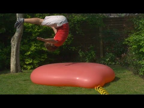 The Slow Mo Guys - Giant 6ft Water Balloon