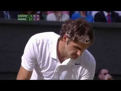Roger Federer takes us into a fifth set - Wimbledon 2014