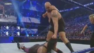 20 Finishers: Knockout Punch (The Big Show)