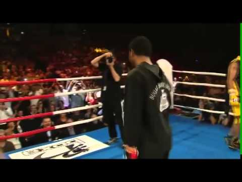 Shane Mosley vs Anthony Mundine - Part 1 of 3