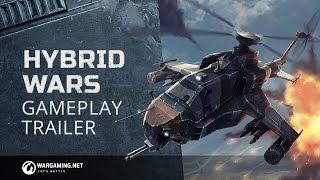 Hybrid Wars - Játékmenet Trailer