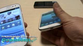 Samsung Galaxy S3 Ile Replika Galaxy S3 Karşılaştırma