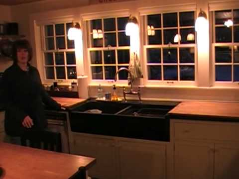 Kitchen design with lots of windows youtube for Kitchen designs with lots of windows