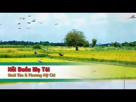 [Karaoke] Nỗi Buồn Mẹ Tôi (SC) - Phương Mỹ Chi_Hoài Tân (Beat HD)