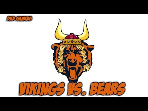 MADDEN 25 PS4 GAMEPLAY | BEARS & VIKINGS | DND GAMING | OH CAN I RAGE YOU OUT?