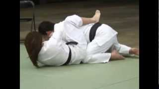 Judo Mixed Vs Sensei