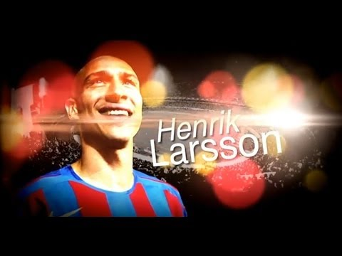 Ronaldinho was the best player I ever played with - Henrik Larsson