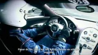 Bugatti Veyron a 407 km/h