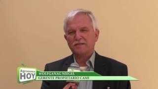 Firma de convenio UMSA - CAMI-Importaciones