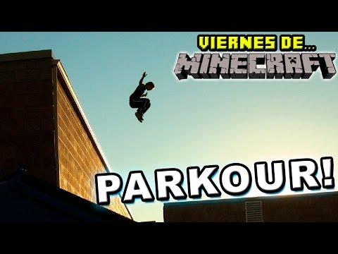 PARKOUR PARA MANCOS! - Viernes de Minecraft