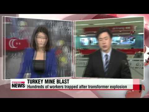 Death toll from Turkey mine blast soars
