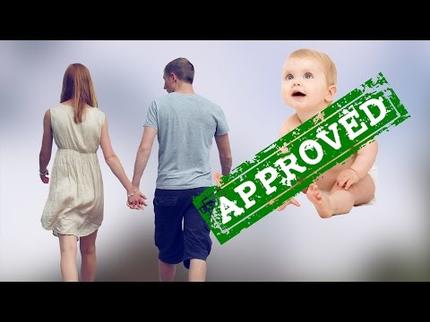 Couples must pass a test to be allowed to have children