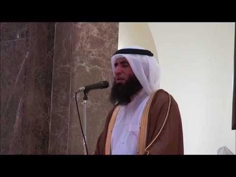 خطبة بعنوان/ الدعاء - د. سعيد البديوي ( عضو رابطة علماء المسلمين )
