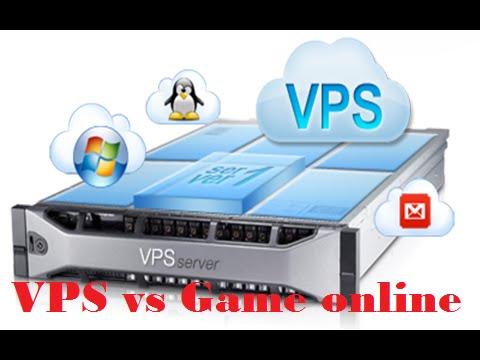 Cách sử dụng VPS để treo game online 24/24 | Treo game bằng máy chủ ảo (VPS) | Game Thiên Thư