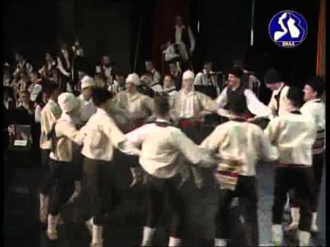 Ansambl VILA - Igre iz bosilegradskog Krajista (SNP 2011)