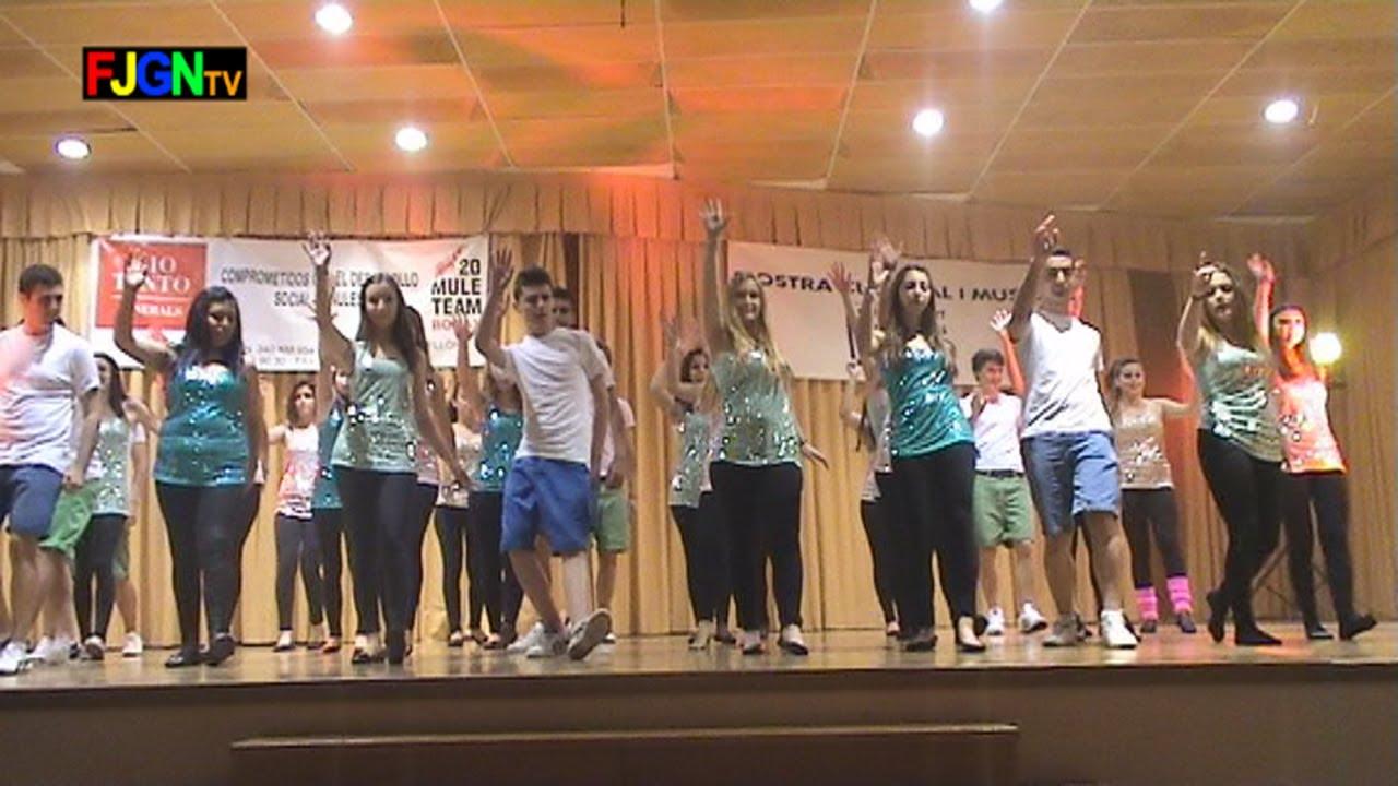 XIII Mostra cultural i musical IES Gilabert de Centelles 2013 Nules